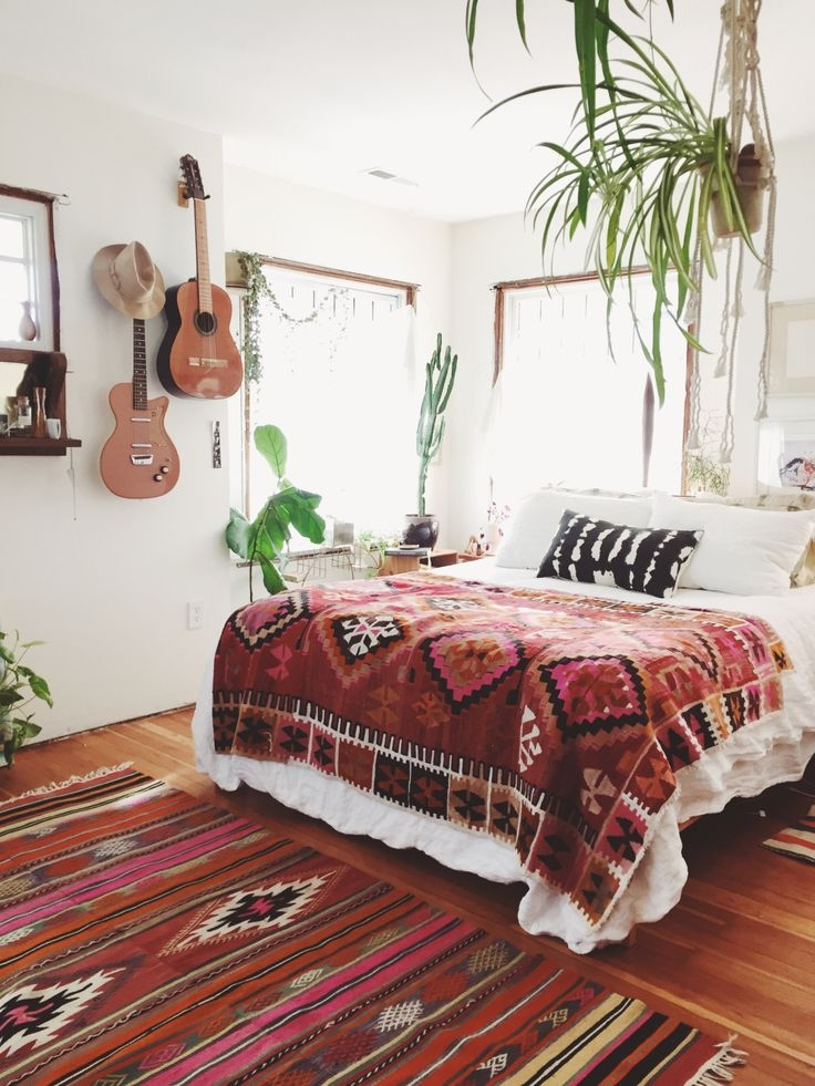 25 Best Bohemian Bedrooms Ideas On Pinterest Boho Style Decor Modern Bohemian Bedroom Design