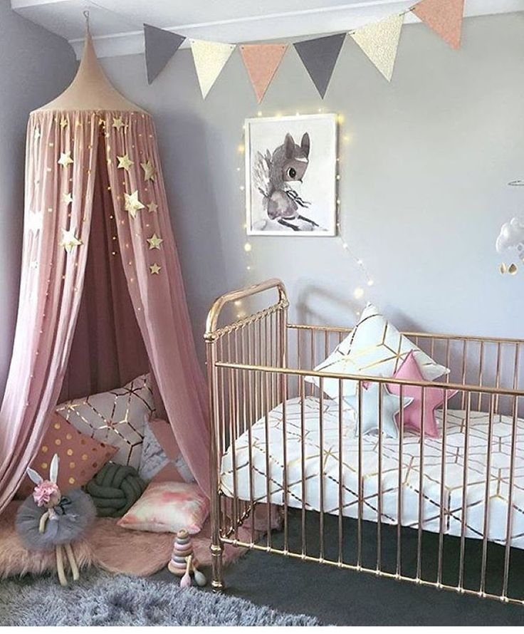 25 Best Ideas About Ba Girl Rooms On Pinterest Ba Bedroom Cheap Baby Girls Bedroom Ideas