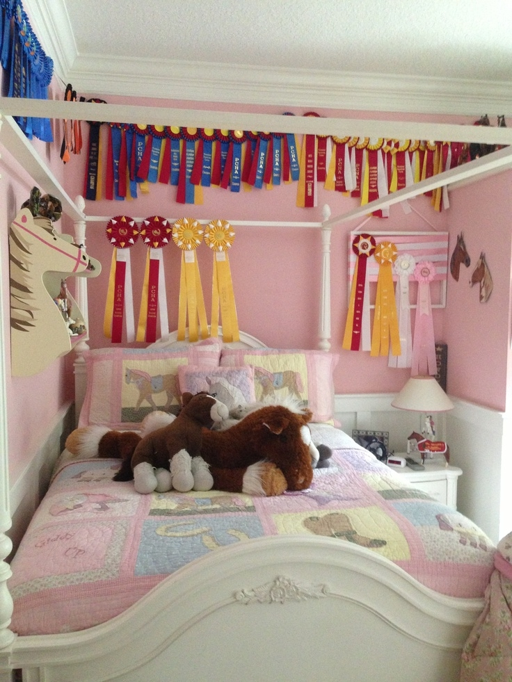 6 easy horse themed bedroom ideas for horse crazy kids luckypony beautiful horse bedroom ideas