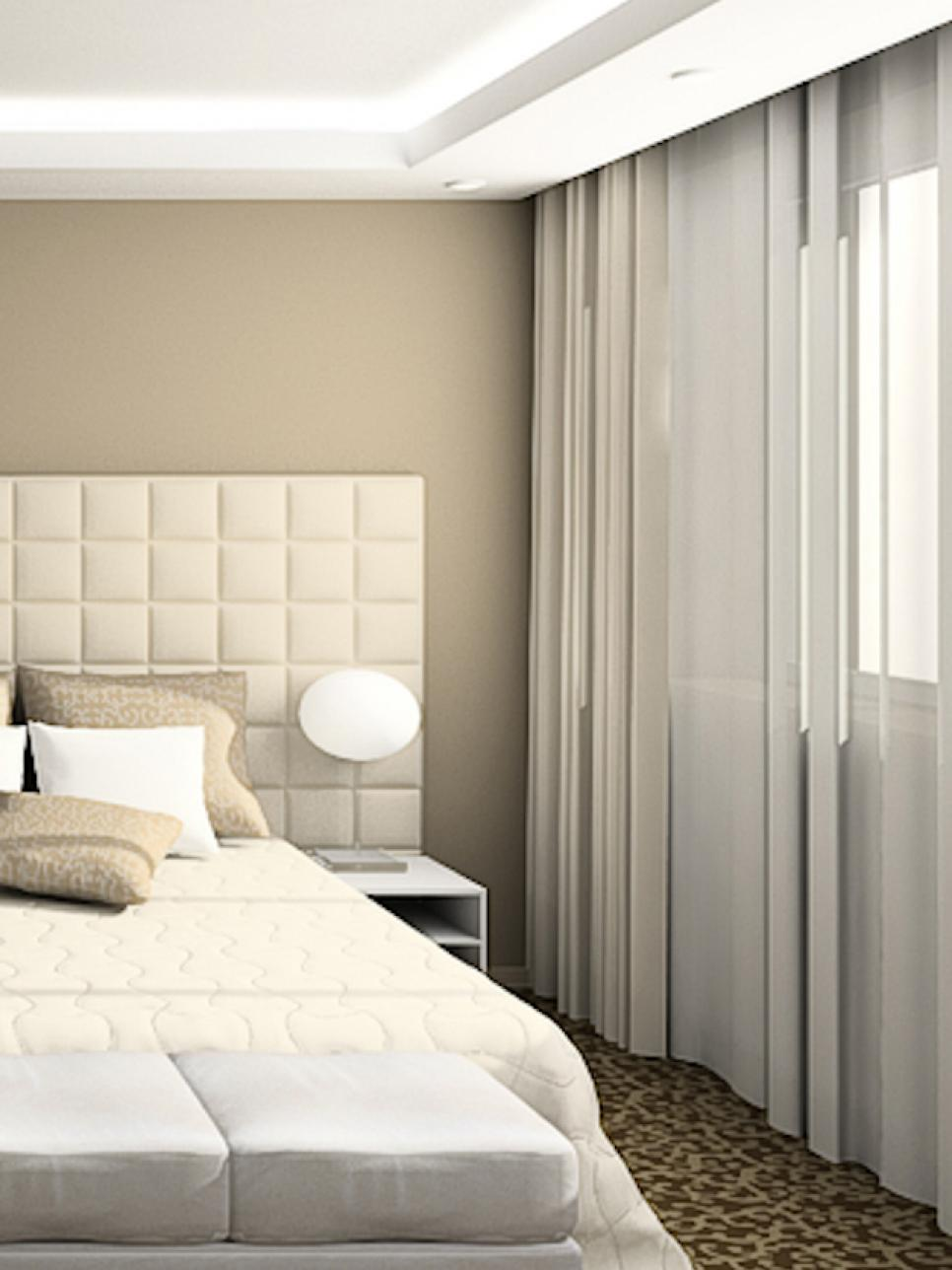 7 Beautiful Window Treatments Custom Bedroom Curtain Ideas