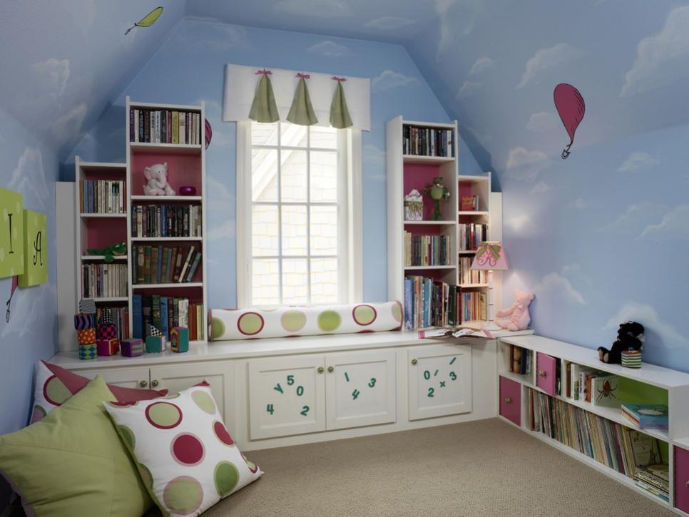 8 Ideas For Kids Bedroom Themes Hgtv Minimalist Bedroom Decorating Ideas Kids Jpeg