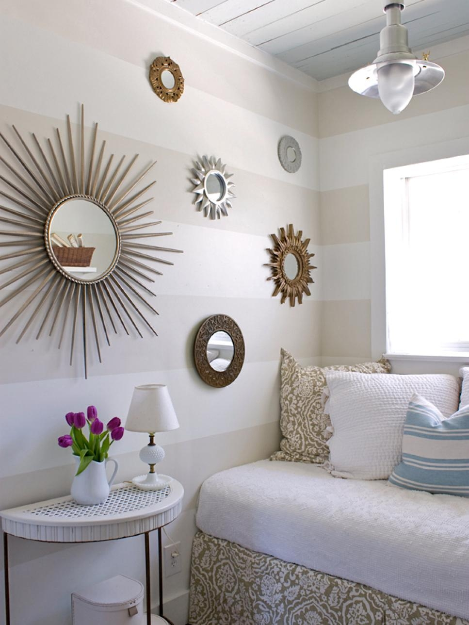 9 Tiny Yet Beautiful Bedrooms Hgtv Unique Bedroom Ideas For Small Rooms