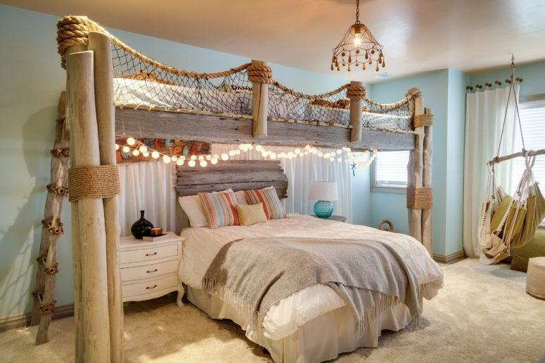 Beautiful Beach And Sea Brilliant Beach Themed Bedrooms