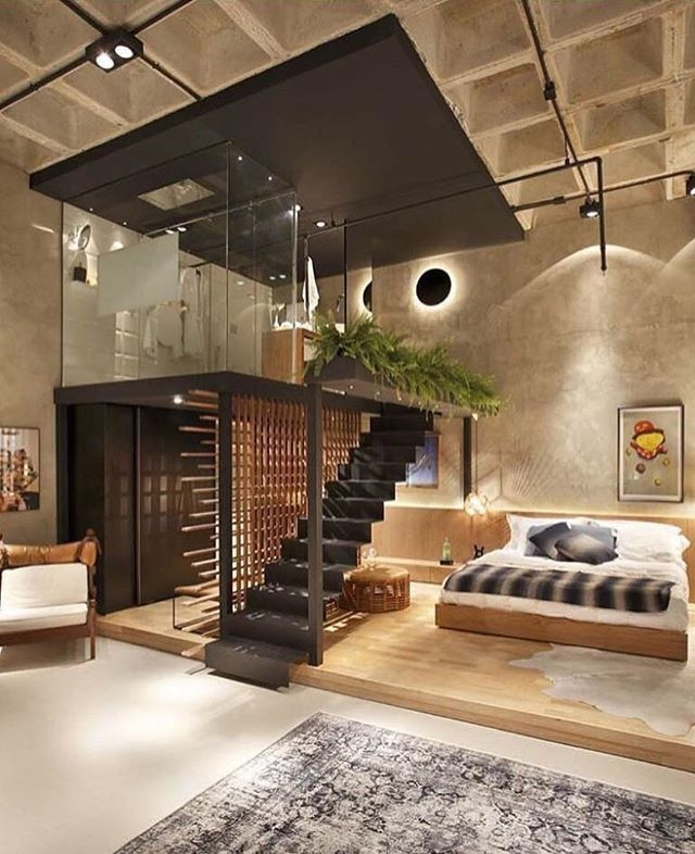 Best Ideas About Bedroom Loft On Pinterest Small Loft Luxury Bedroom Loft Ideas