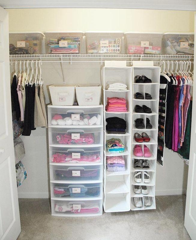 Best Ideas About Bedroom Organization On Pinterest Apartment Cheap Bedroom Organizing Ideas