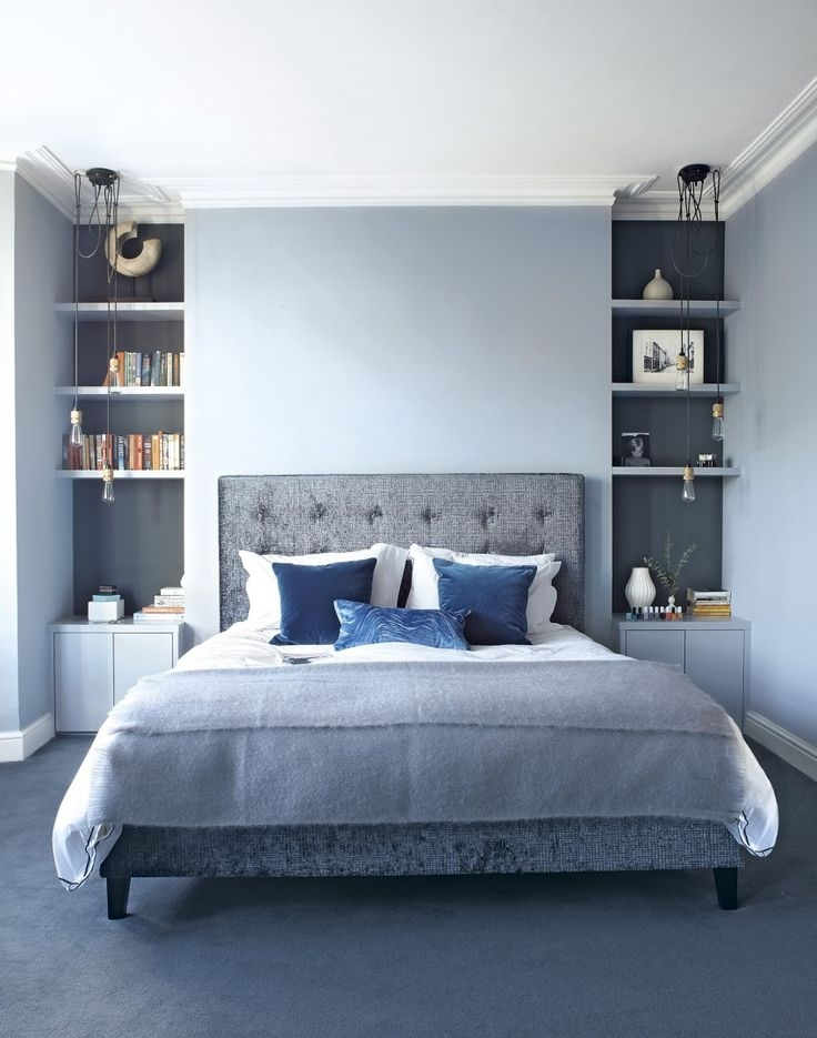 Best Ideas About Blue Bedrooms On Pinterest Blue Bedroom Minimalist Blue Bedroom Ideas For Adults