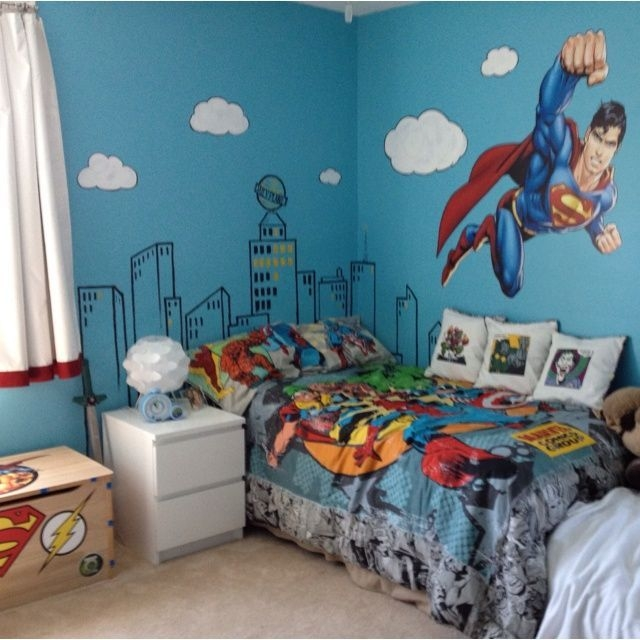 Best Ideas About Boys Bedroom Decor On Pinterest Kids Impressive Childrens Bedroom Wall Ideas