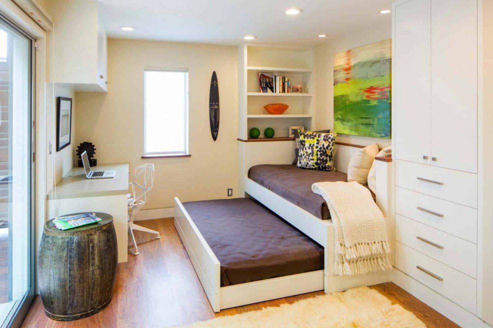 guest room bedroom small home office ideas fabulous
