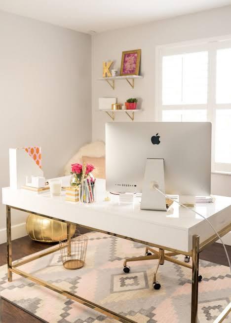 Home Office Accessories Interior Design Chic Essentials