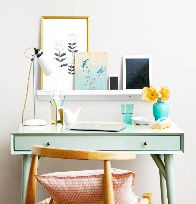 Home Office Desk Organization Ideas Easy