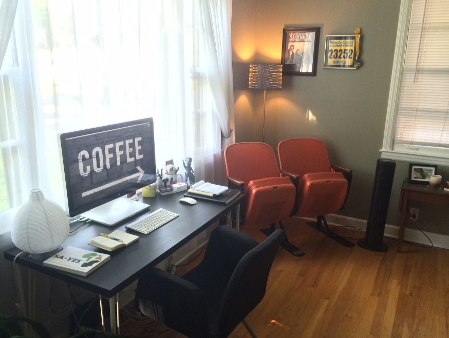 home office for remote work awesome workspace