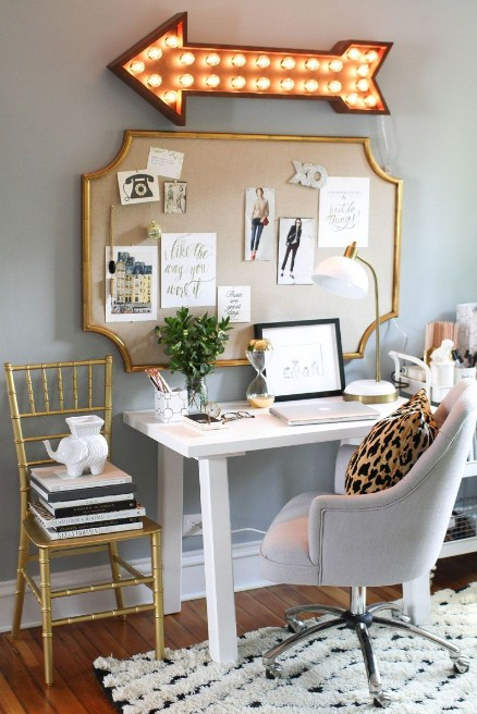 home office for students style a desk