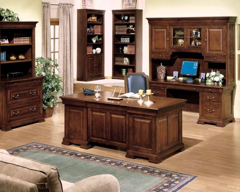 home office furniture ideas layout