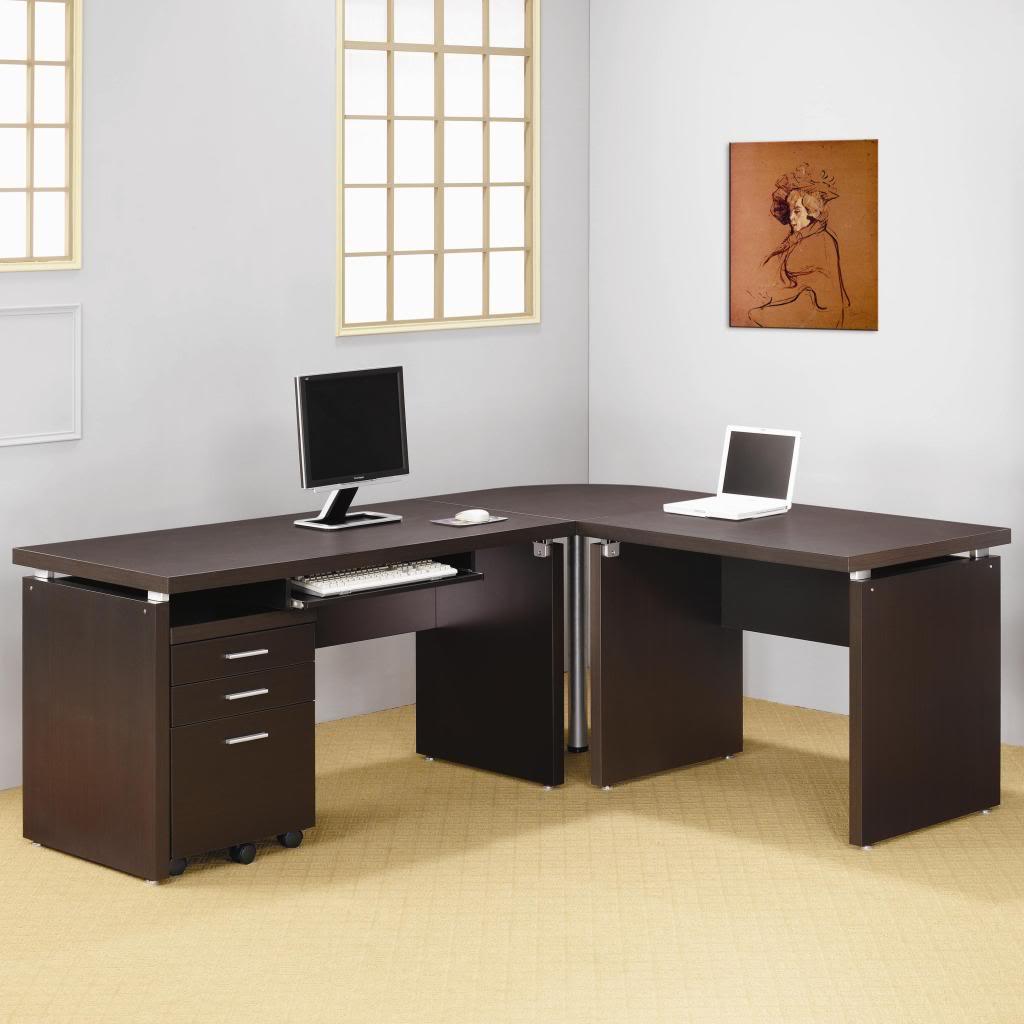 home office furniture l shaped desk