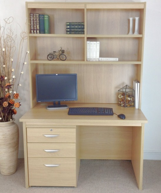 home office hutch desk and drawers