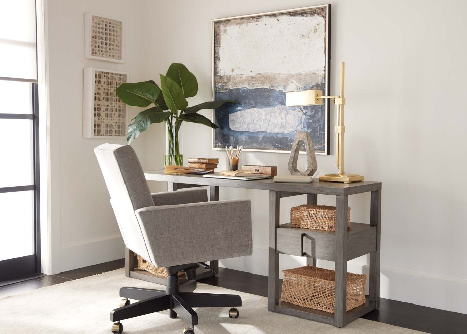 Home Office Ideas For A Small Space Corner