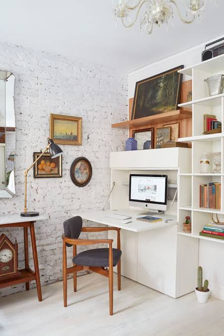 home office ideas living room perfect nooks short on space jpeg