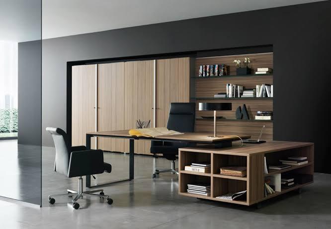 Home Office Interior Design Concepts Contemporary Ideas Stylish