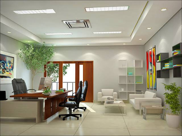 Home Office Interior Ideas Design Jpeg