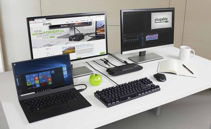 Home Office Laptop Docking Station Best