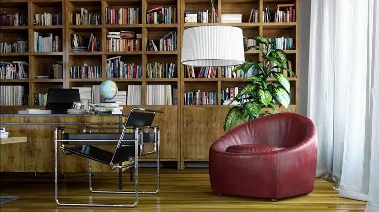 Home Office Library Ideas Interior Design