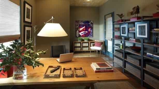 home office organization ideas video storage