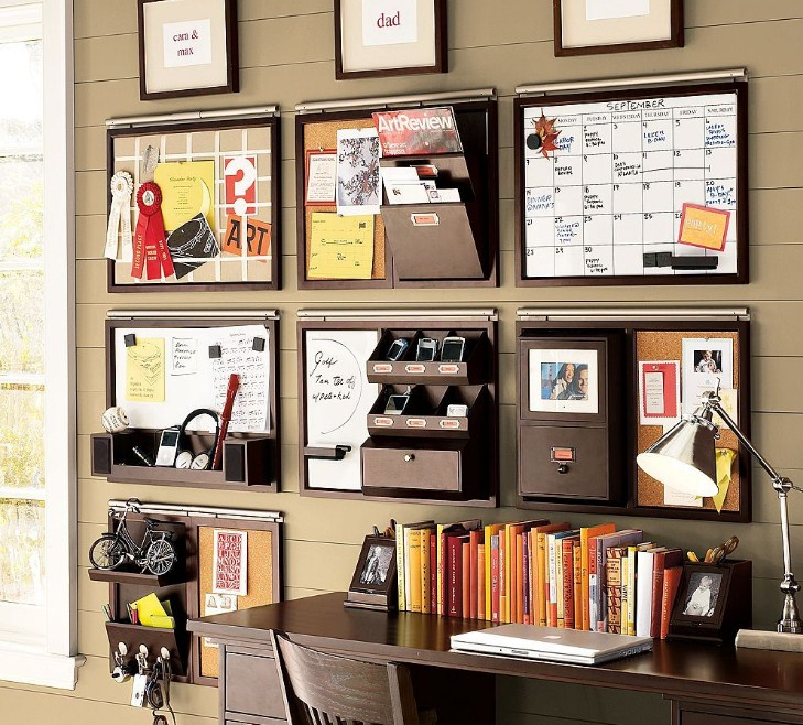 home office organizing ideas smart low cost