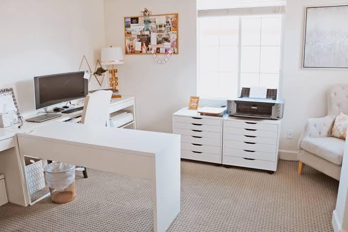 Home Office Setup Ideas Ikea The Best Cricut