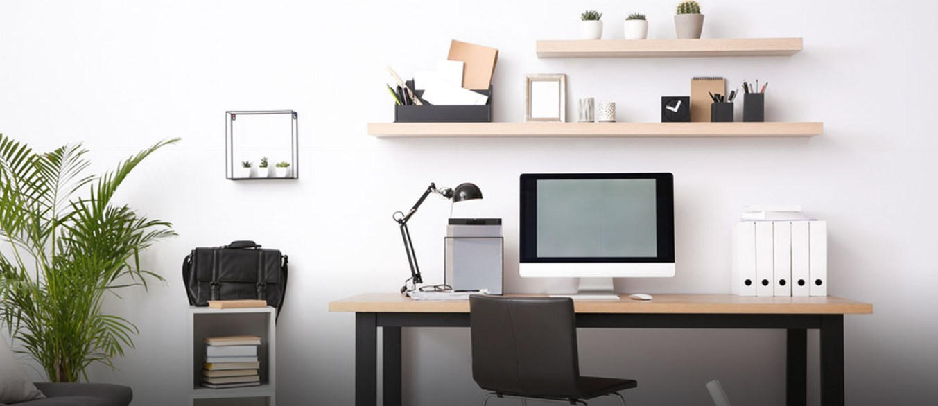 home office storage hacks and solutions top