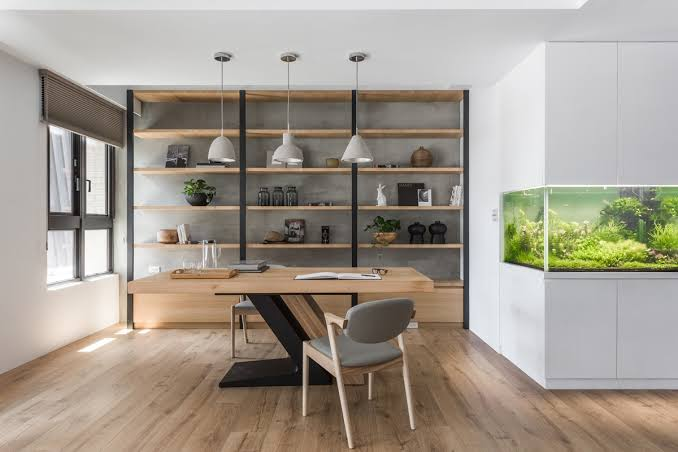 Modern Home Office Interior Design Concepts Ideas For Inspiration