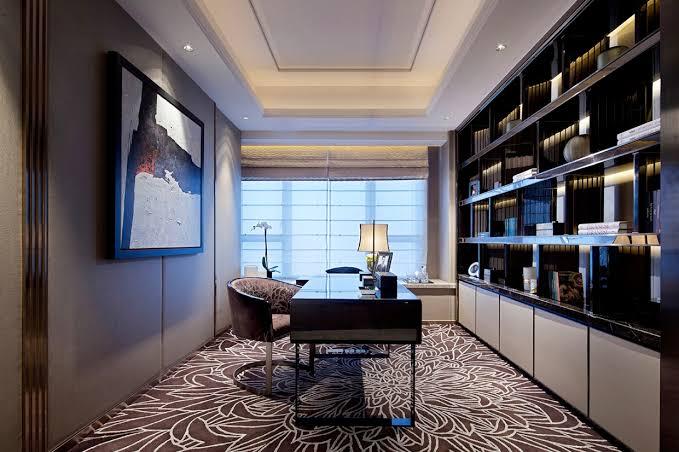 modern home office interior design stunning jpeg
