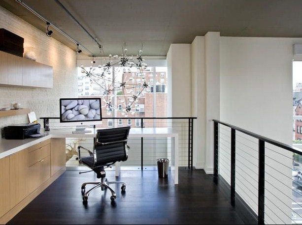 open home office ideas and light work space cant help but think psitivity