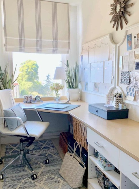 Quick Home Office Ideas Refresh And Simple Pretty Cocktail