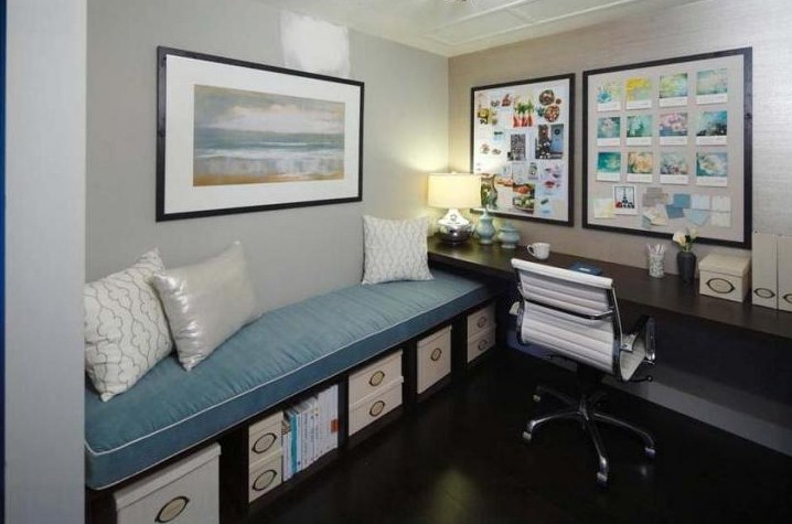 small home office ideas no windows incredible on in modern home