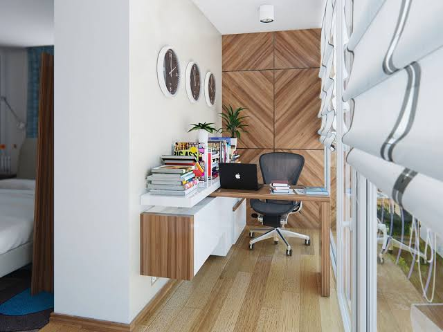 Small Home Office Interior Design Ideas Jpeg