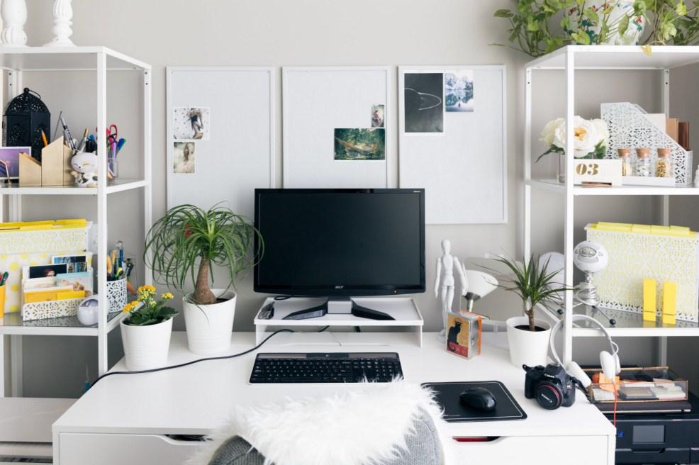 Zen Home Office Design Ideas