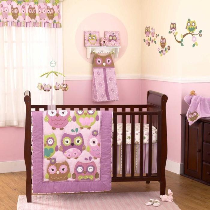 Ba Girls Nursery Room Decorating Ideas Theme Girl Themes Luxury Baby Bedroom Theme Ideas