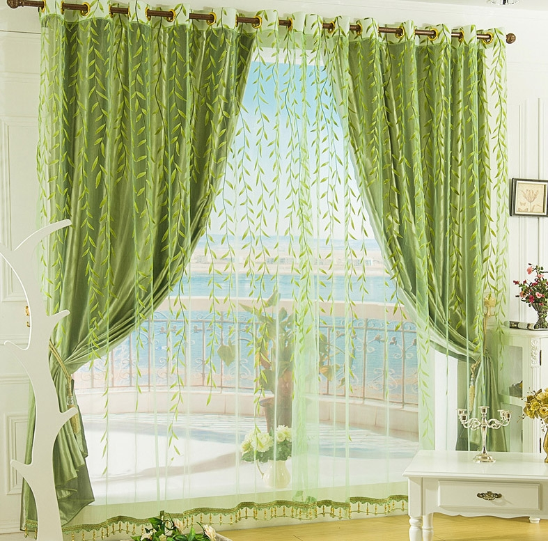Bedroom Curtain Designs Home Interior Design Ideas Contemporary Bedroom Curtain Design