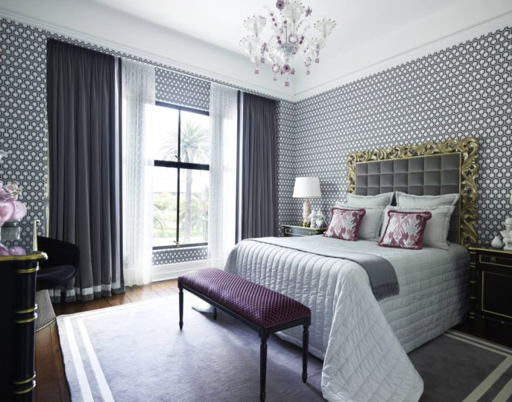 Bedroom Curtain Ideas Cool Bedroom Curtain Ideas