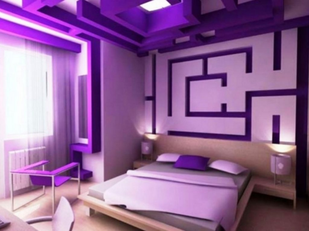 Bedroom Painting Design Ideas Delectable Inspiration Bedroom Awesome Bedroom Painting Design Ideas