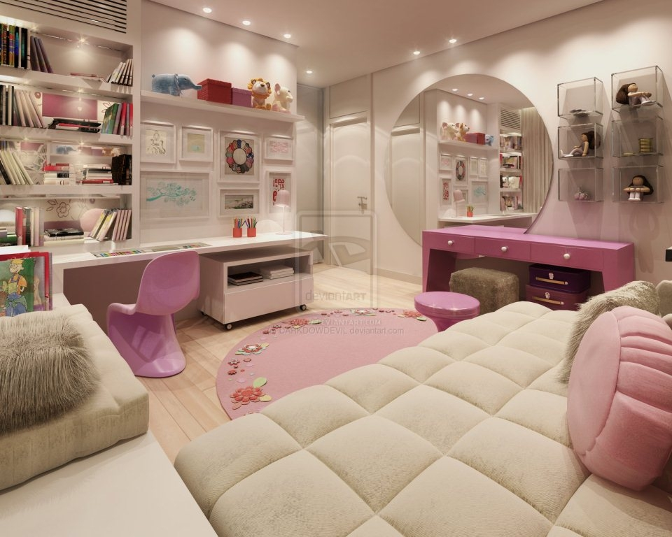 Bedroom Teenage Girl Bedroom Design Ideas Teenage Girls Modern Elegant Teenage Interior Design Bedroom