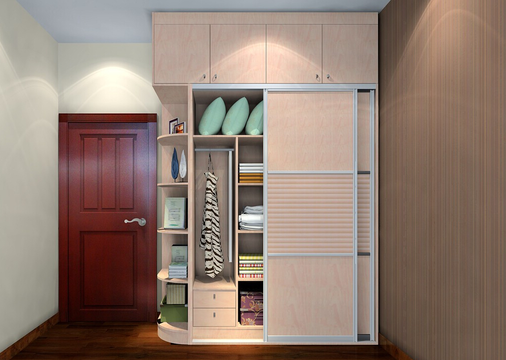 Bedroom Wall Closet Designs Interesting Wall Closet Designs