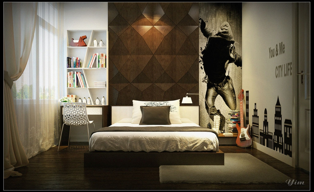 Bedroom Wall Designs For Boys Home Design Ideas Impressive Bedroom Wall Designs For Boys
