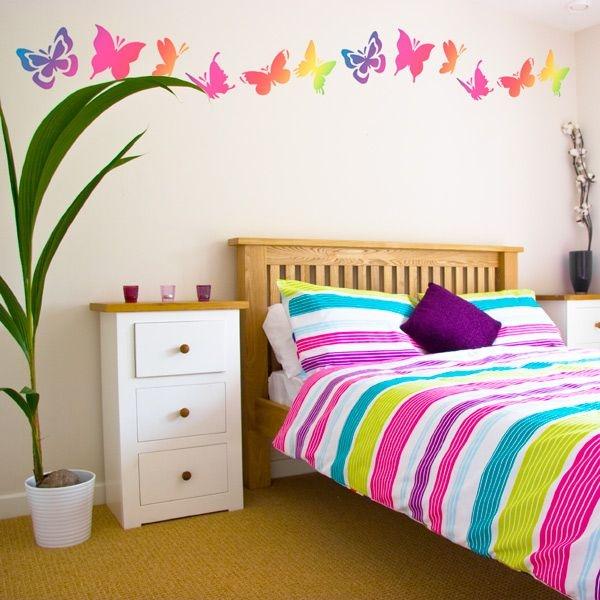 best butterfly bedroom ideas on pinterest butterfly nursery contemporary design bedroom walls
