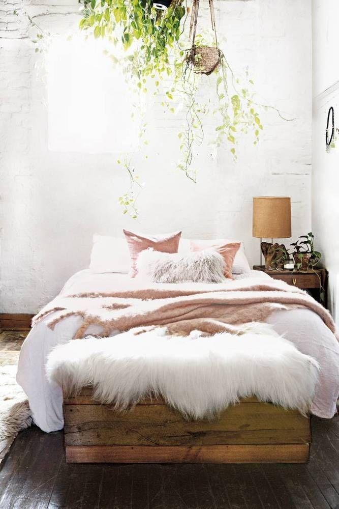 Best Earthy Bedroom Ideas On Pinterest Diy Bed Frame Diy Modern Earthy Bedroom Ideas