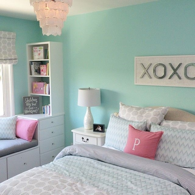 Best Girls Bedroom Colors Ideas On Pinterest Tween Bedroom Beautiful Bedroom Colors For Girls