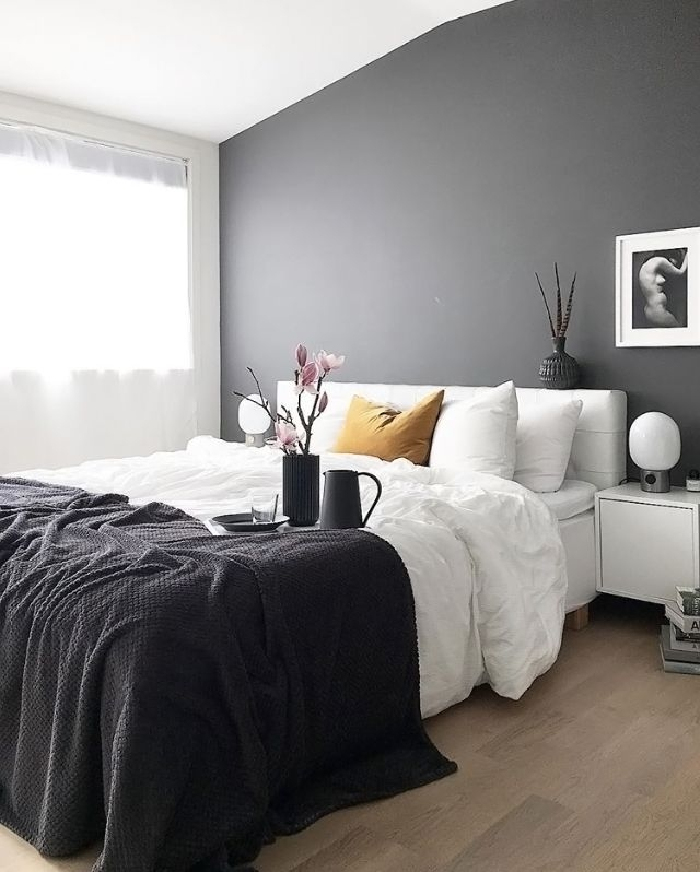 Best Gray Bedroom Ideas On Pinterest Impressive Grey Bedroom Designs