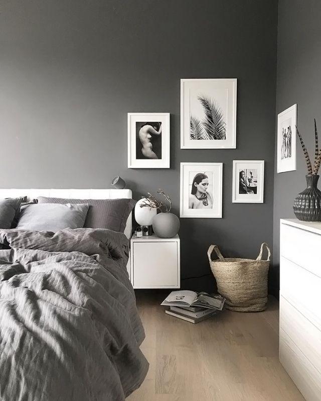 Best Grey Bedrooms Ideas On Pinterest Elegant Grey Bedroom Design