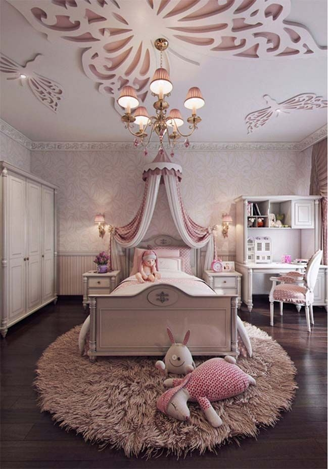 Best Ideas About Little Girl Rooms On Pinterest Little Girl Modern Young Girls Bedroom Design