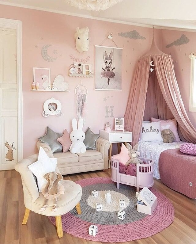 best ideas about pink girls bedrooms on pinterest coloured simple girls bedroom ideas pink